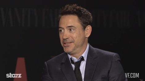Robert Downey Jr. Wants You to Recognize Him for The Judge