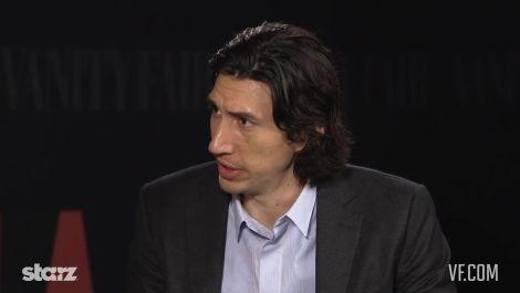 Adam Driver Is Not Ready to Become a Star Wars Action Figure