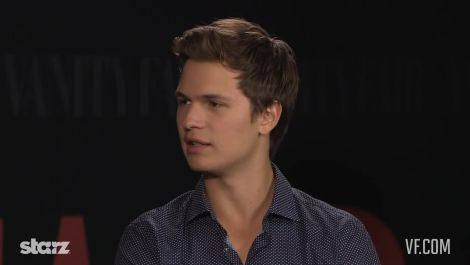 Ansel Elgort Is Not Sure Why Everyone Knows Who He Is