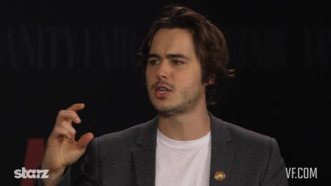 Ben Schnetzer Might Change His Last Name to Cooper, or Clooney