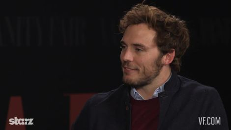 Sam Claflin Says The Hunger Games Hasn't Changed His Life at All