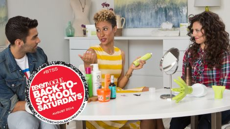 Drop the Flatiron and Learn How to Style Your Natural Curls