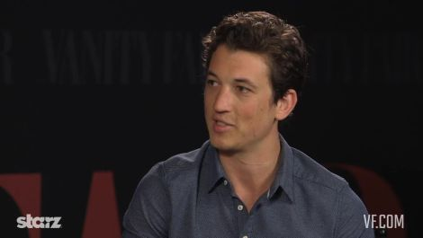 Miles Teller Made Up a Nickname for His Fans
