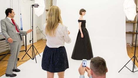 Zac Posen Explains the Anatomy of a Dress