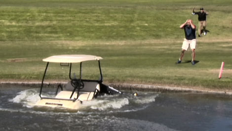 Parks & Rec's Jim O'Heir Goes Ballistic After His iPad & Golf Clubs Are Destroyed