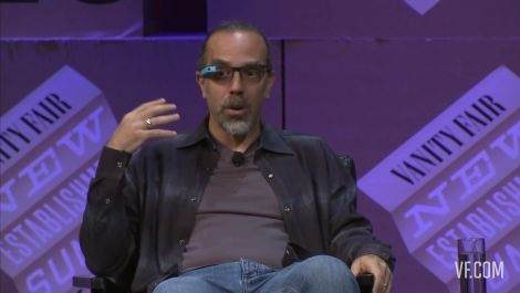 "Google X's Astro Teller on Google Glass: ""Wearables Are Tough"""