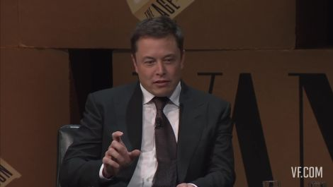 "Elon Musk Hints at Plans to ""Unveil the D"""