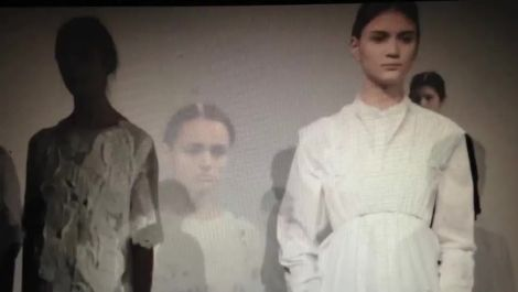 Phoebe English: Spring 2015 Video Fashion Week