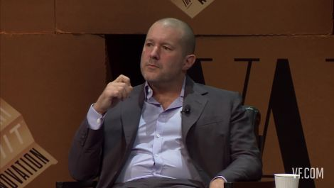 Apple's Jony Ive on the Lessons He Learned From Steve Jobs