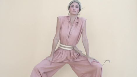 Electric Feathers: Spring 2015 Video Fashion Week