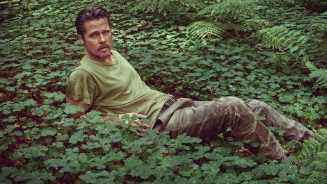 Brad Pitt: Details November Cover Star