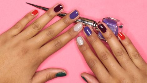 Autumn and Winter Nail Trends