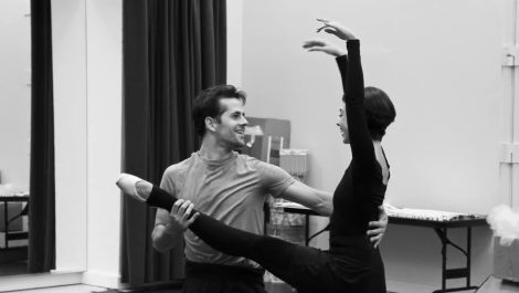 Exclusive Video: Behind the Scenes at Rehearsals for An American in Paris