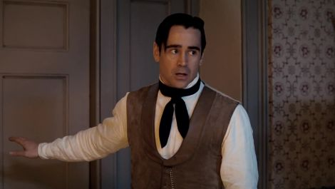Exclusive Trailer Premiere: Jessica Chastain and Colin Farrell in Miss Julie