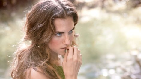 Allison Williams's Peter Pan-Themed Cover Shoot