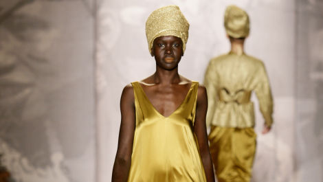Alek Wek's Trailblazing Career