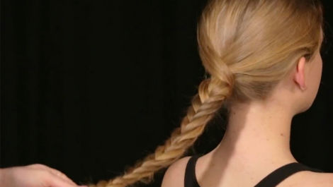 The Perfect Party Braid