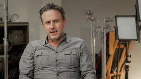 9 Questions with David Arquette (Just Don't Ask About Robots)