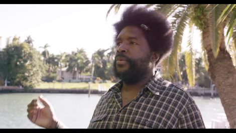 Watch A Behind-the-Scenes Tour of Questlove's Art Basel Miami Beach Food Salon