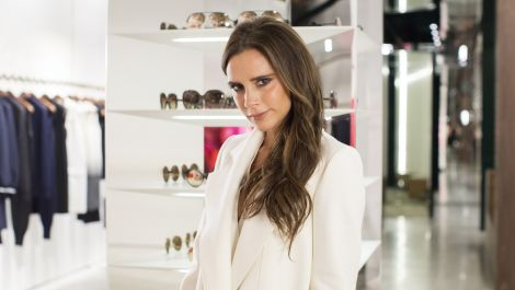Ever Wonder Why Victoria Beckham Never Smiles?