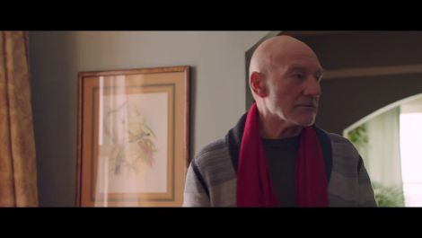 Exclusive Clip: Patrick Stewart in Match