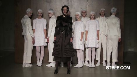 Thom Browne Fall 2015 Ready-to-Wear