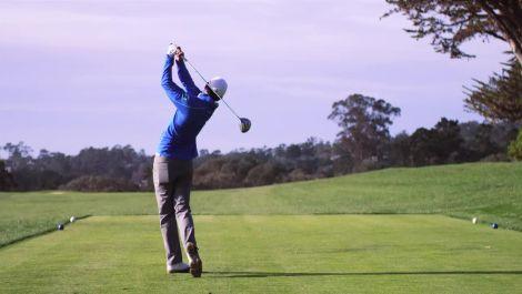 Swing Analysis: James Hahn