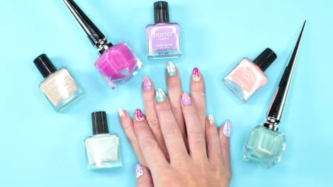 Ice Cream-Inspired Nail Art ft. Sophy Robson
