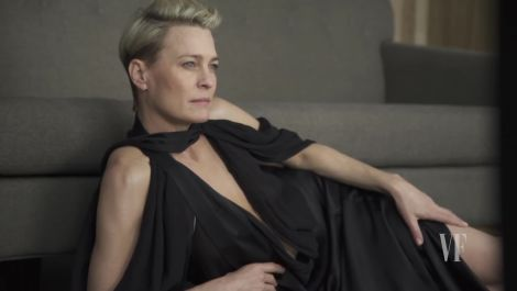 On the Cover: Robin Wright
