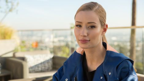"Iggy Azalea Thinks ""On Fleek"" Is Over"
