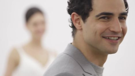 Behind the Scenes at Truly Zac Posen's Spring 2016 Bridal Presentation