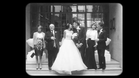 A Retro-Inspired Wedding in London