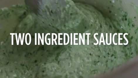 6 Super Easy Sauces You Must Try