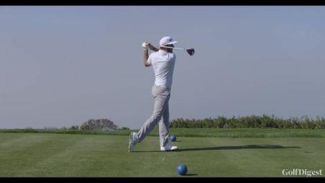 Swing Analysis: Dustin Johnson