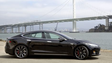 The Ludicrously Fast Tesla Model S P90D | Zero to 60 at Supercar Speeds