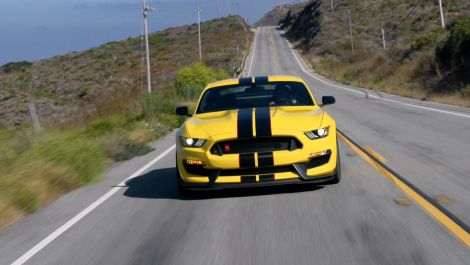 Evolution of a Pony: The 2016 Ford Shelby GT350R Mustang