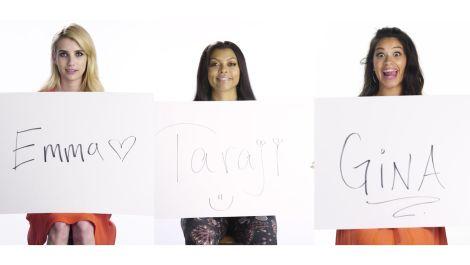 "How ""On Fleek"" Has United Glamour Cover Stars Taraji P. Henson, Gina Rodriguez, and Emma Roberts"
