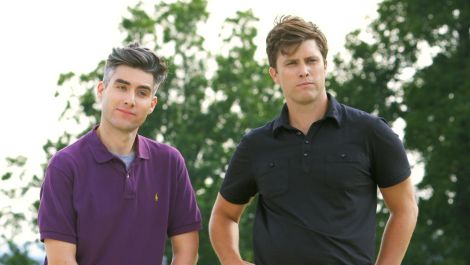 The Worst Things To Hear Right Before You Hit a Shot with SNL's Colin Jost