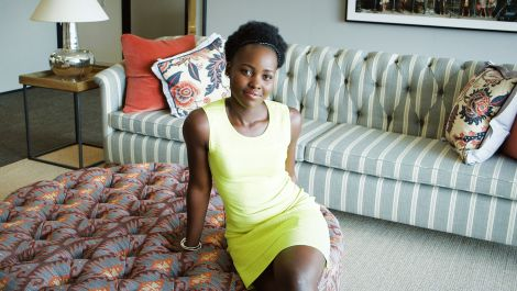 Lupita Nyong'o on Star Wars, Shakespeare, and Secret Talents
