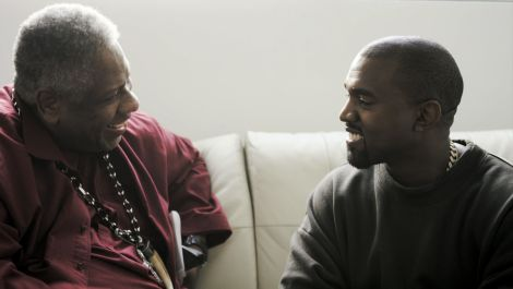 Watch Kanye West and André Leon Talley Talk All Things Yeezy
