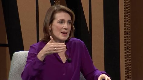 Google's New C.F.O. Ruth Porat Shares Her Vision - FULL CONVERSATION