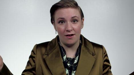 Lena Dunham: 8 Thoughts on Feminism