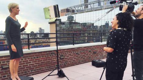 On Filming Planned Parenthood's Cecile Richards: Director Alex Stapleton