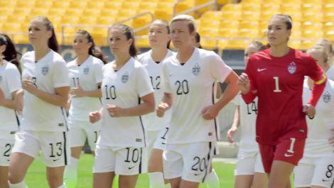 Filming the U.S. Women's Soccer Team: Filmmaker Marjan Tehrani