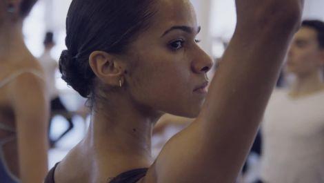 Filming Ballerina Misty Copeland: Filmmaker Lily Baldwin