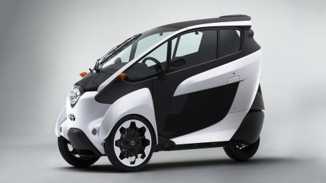 Toyota's Funky i-Road Is Like Nothing I've Ever Driven