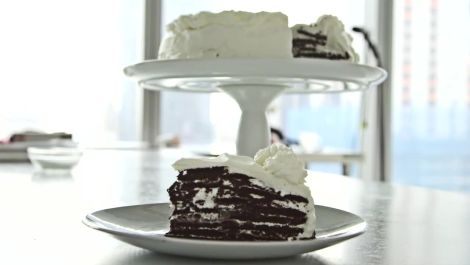 How to Make 3-Ingredient Icebox Cake