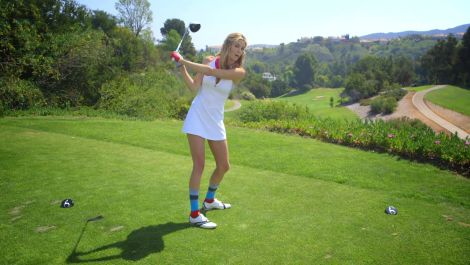 Anna Rawson Shows You How to Hit a Power Draw with a Driver