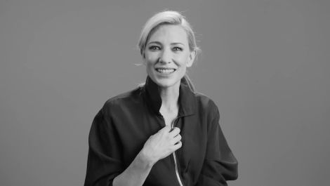 Cate Blanchett Saw Her First Sex Scene in Third Grade