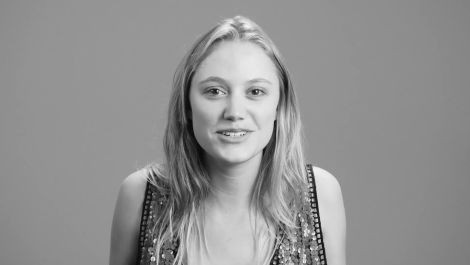 Maika Monroe Loves Patrick Swayze's Moves in Dirty Dancing